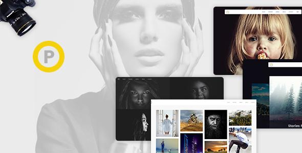 Phoboxi – Responsive WordPress Theme